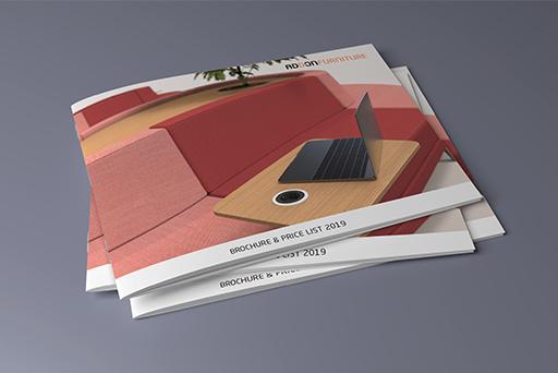 new Brochure Addon Furniture 2019