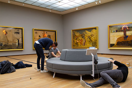 News Addon Furniture Sofa Bonnenfantenmuseum
