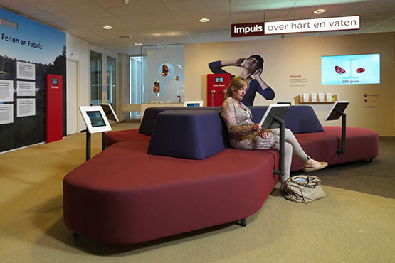 Modular Sofa Hospital The Netherlands