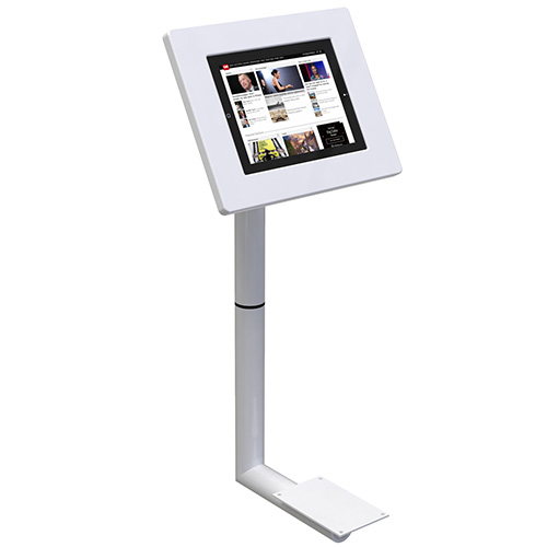 touch screen floor stand