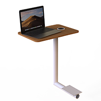 Laptop table add-on furniture dutch design for commercial furniture